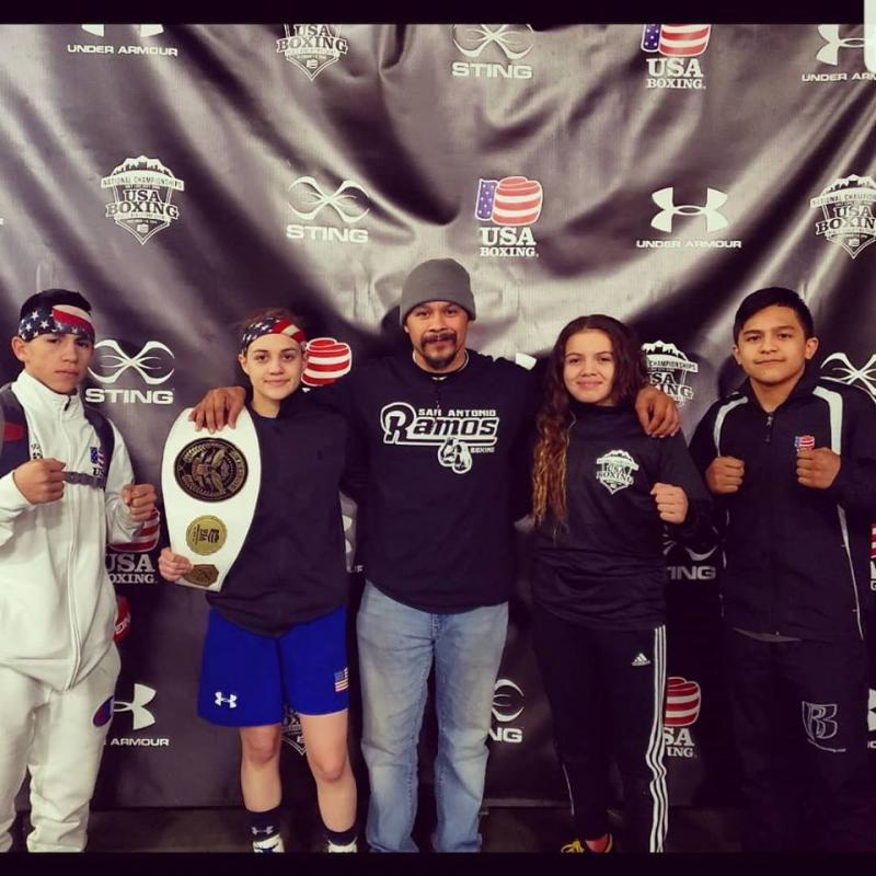 Ramos Boxing Team - HOME Click here for more information on joining